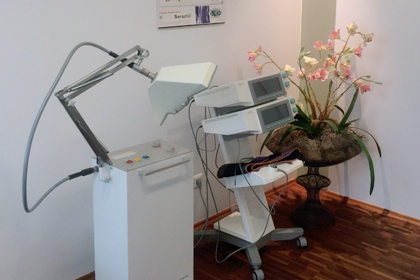 Praxis Dr. Kutos Wels Therapie 3